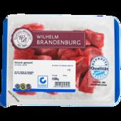 Wilhelm Brandenburg Gulasch gemischt Schwein und Rind 500g