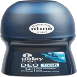 Today men Deo Roll-on fresh 50ml