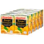 Wesergold Orange Erfrischungsgetränk 10x0,2l