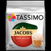 Tassimo Jacobs Café Au Lait Classico 184g, 16 Kapseln