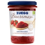 Zuegg Fruchtaufstrich Bio Cremosa Erdbeere 250g