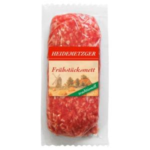 Heidemetzger Frühstücksmett traditionell 150g