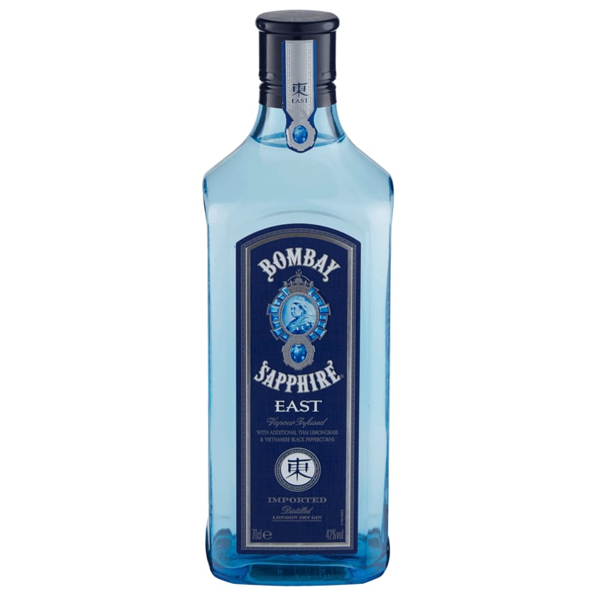 Bombay Sapphire London Dry Gin Vapour Infused 0,7l