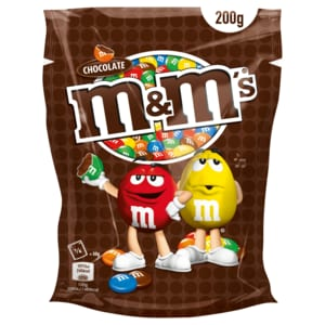 m&m's Chocolate 200g