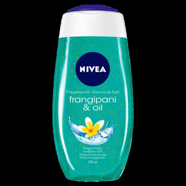Nivea Frangipani & Oil Pflegedusche Duschgel 250ml