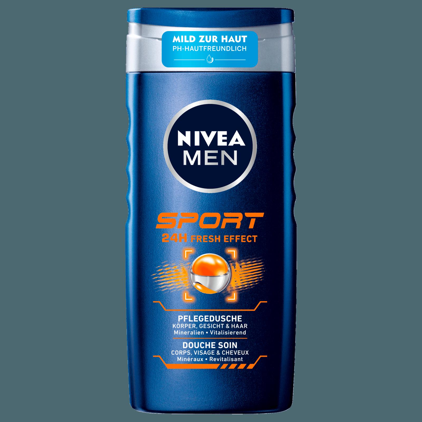 Nivea Men Sport Pflegedusche Duschgel 250ml