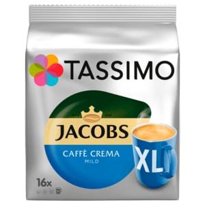Jacobs Tassimo Caffé Crema mild XL 128g