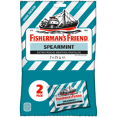 Fisherman's Friend Spearmint 2x25g