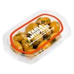 Perla grüne Oliven mit Knoblauch-Kräuter 90g