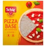 Schär Pizza Base mit Sauerteig glutenfrei 300g