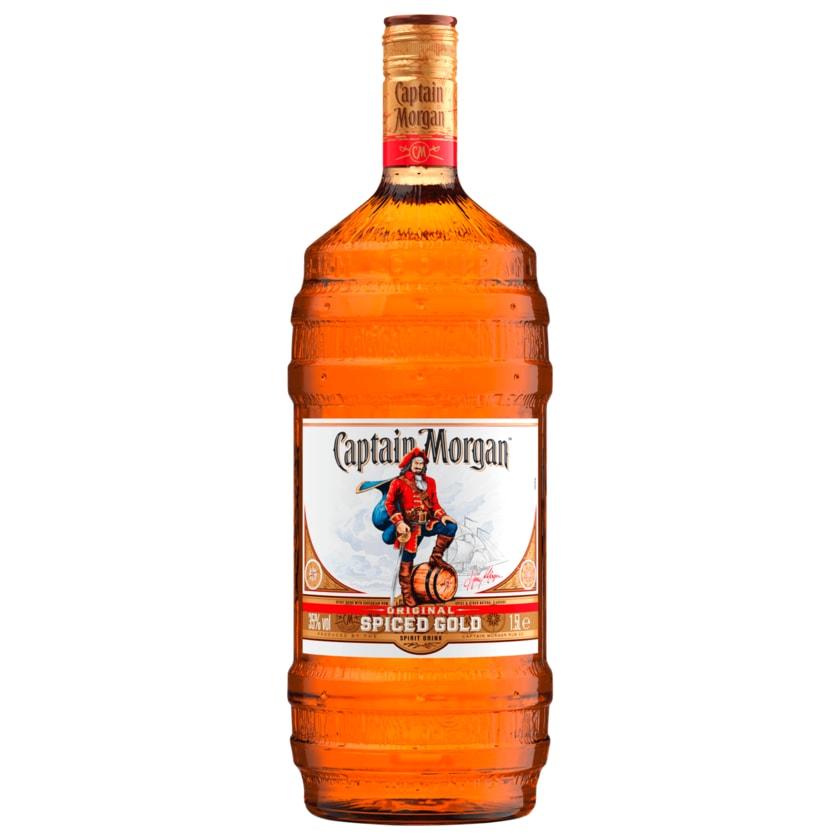 Captain Morgan Original Spiced Gold 1,5l