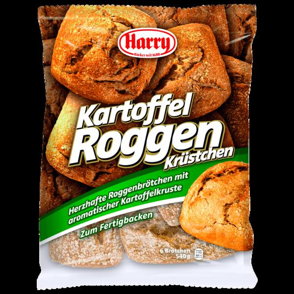 Harry Kartoffel-Roggenkrüstchen 540g