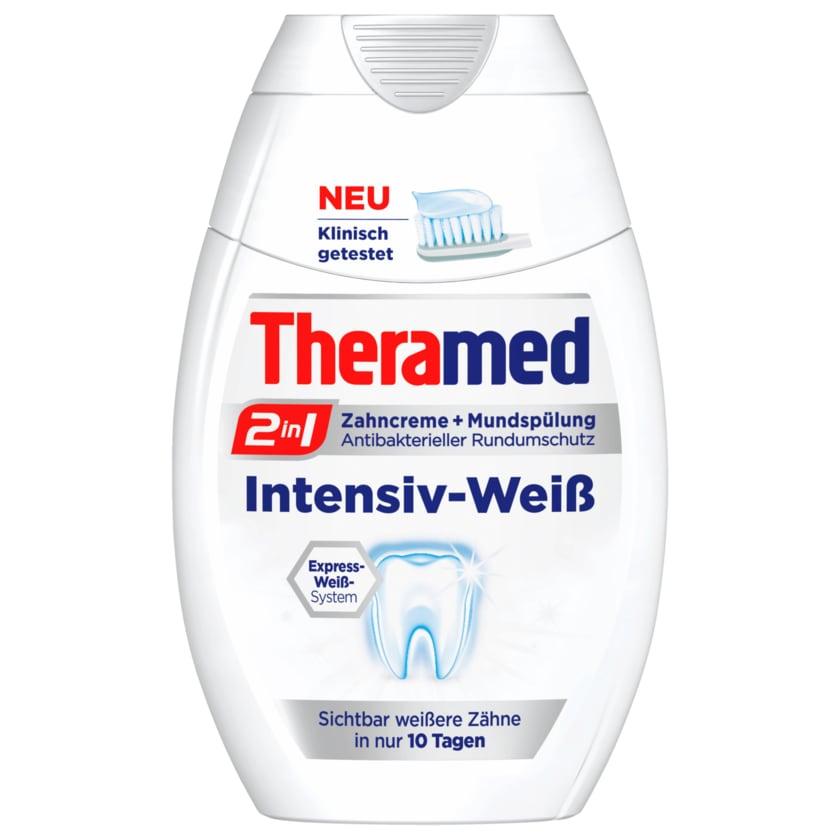 Theramed 2in1 Intensiv-Weiß 75ml