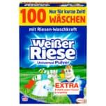 Weißer Riese Universalpulver Extra 5,5kg, 100 WL