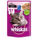 Whiskas 1+ mit Lachs in Sauce 100g