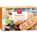 REWE Beste Wahl Baguette Schinken-Crème-Fraîche 250g