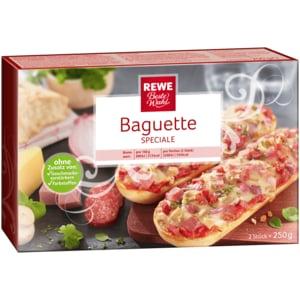 REWE Beste Wahl Baguette Speciale 250g