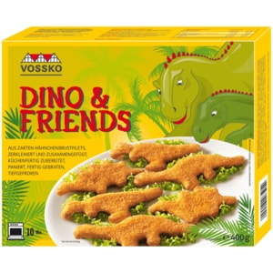 Vossko Dino & Friends 400g