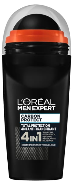 L'Oréal Men Expert Deo Roll-On Carbon Protect 50ml