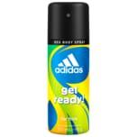 Adidas Men Deospray Get Ready! 150ml