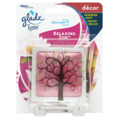 Glade by Brise discreet decor Original Relaxing Zen +Nachfüller