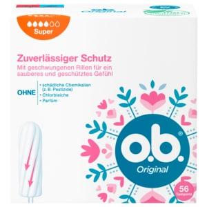 o.b. Original Super 56 Stück