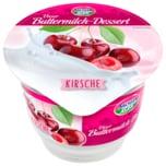 Sachsenmilch Unser Buttermilch-Dessert Gartenfrüchte Kirsche 200g