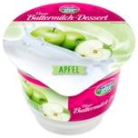 Sachsenmilch Unser Buttermilch-Dessert Gartenfrüchte Apfel 200g