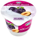 Sachsenmilch Unser Buttermilch-Dessert Gartenfrüchte Pflaume 200g