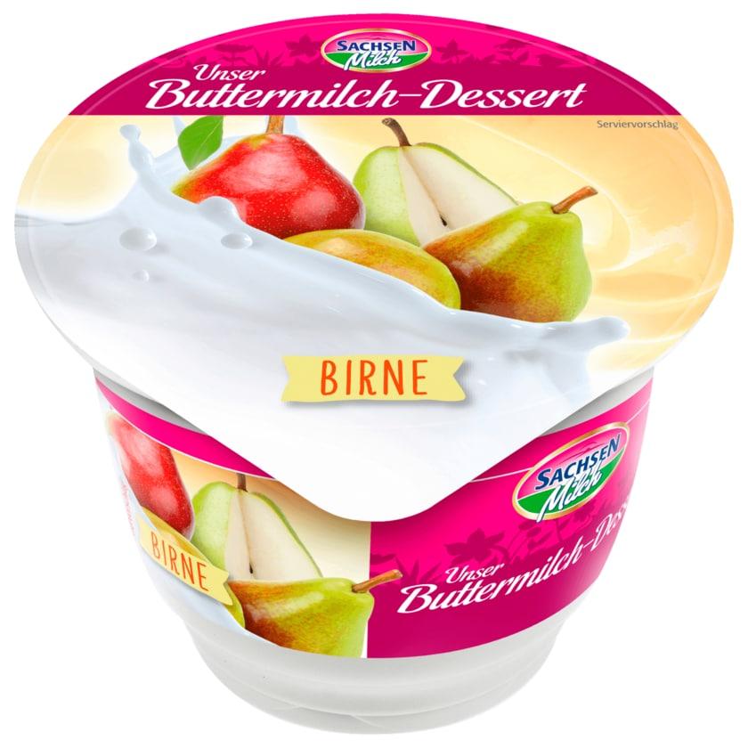 Sachsenmilch Dessert Birne 200g