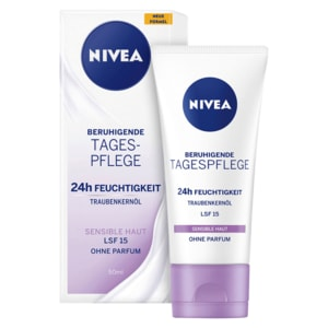 Nivea Sensitive Tagescreme für empfindliche Haut 50ml