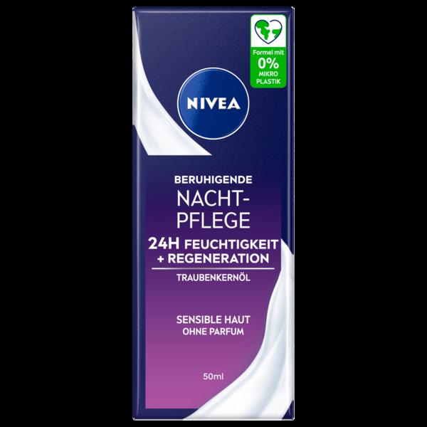 Nivea Sensitive Nachtpflege 50ml