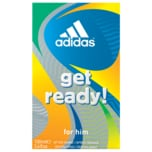 Adidas Men Aftershave Get Ready! 100ml