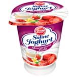 Zott Sahnejoghurt Erdbeer-Vanille 140g