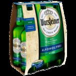 Warsteiner Alkoholfrei Herb 6x0,33l