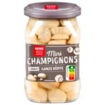 REWE Beste Wahl Mini-Champignons 115g
