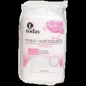 Today Wattepads Maxi 40 Stück