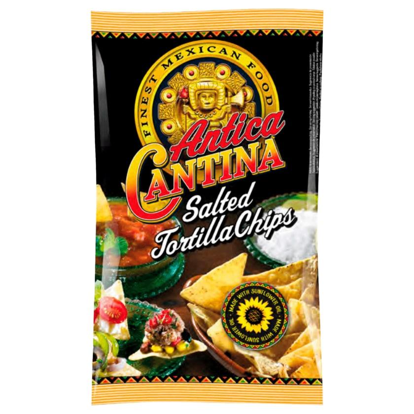 Antica Cantina Salted Tortilla Chips 200g