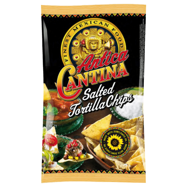 Antica Cantina Salted Tortilla Chips 200g