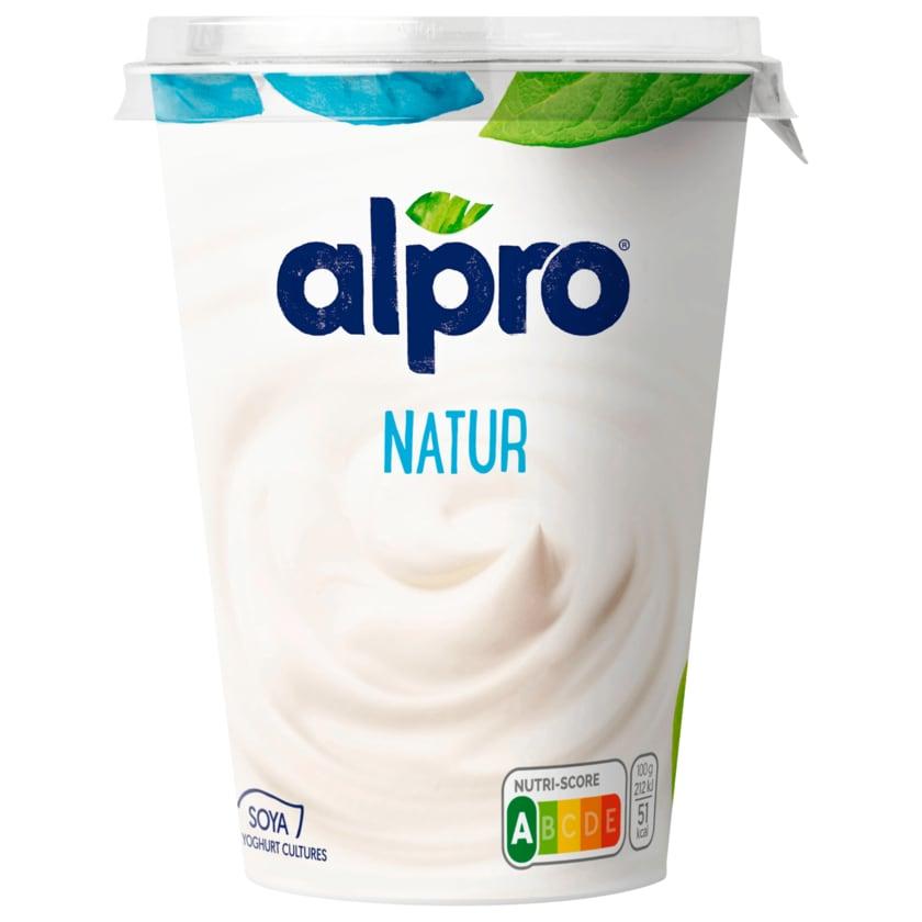 Alpro Soja-Joghurtalternative Natur vegan 500g