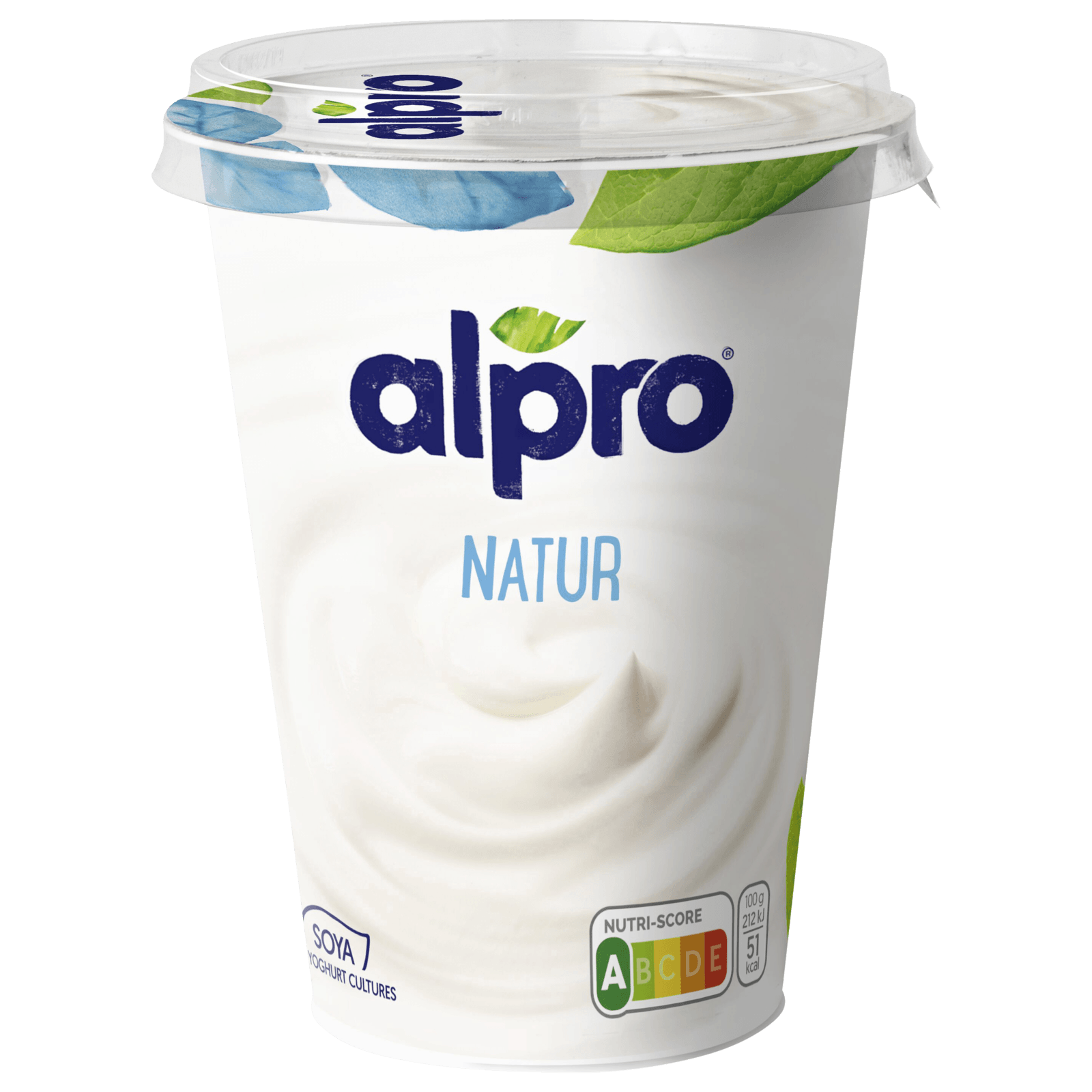 Alpro Soja-Joghurtalternative Natur 500g