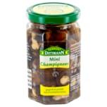 Feinkost Dittmann Mini-Champignons mit Frischkäse 285g