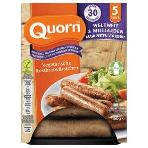 Quorn Vegetarische Rostbratwürstchen 150g