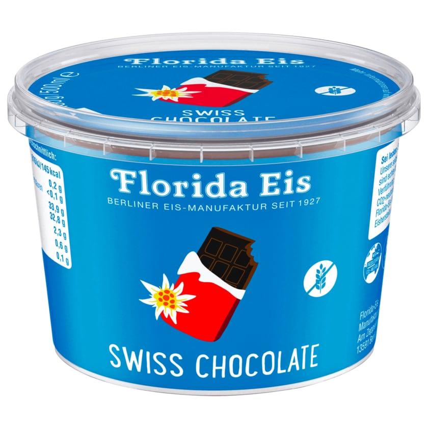 Florida Eis Swiss Chocolate 150ml