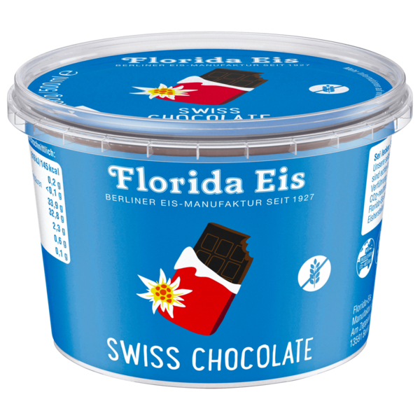 Florida Eis Swiss Chocolate 150ml