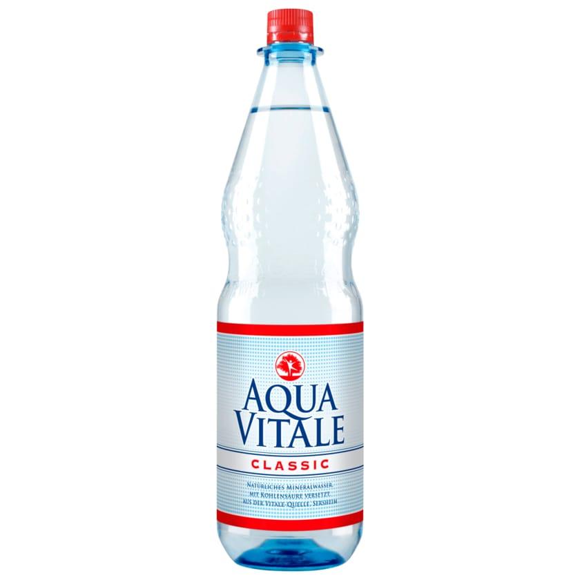 Aqua Vitale Mineralwasser classic 1l