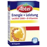 Abtei Lecithin 2000 plus B-Vitamine 40 Stück