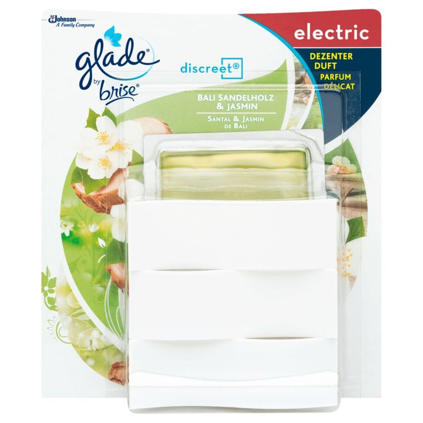 Glade by Brise discreet Electric Bali Sandelholz & Jasmin