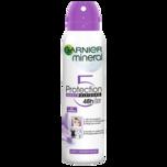Garnier Mineral Deo Spray Protection 5 150ml