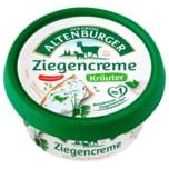 Der Grüne Altenburger Ziegenrahm Kräuter 150g